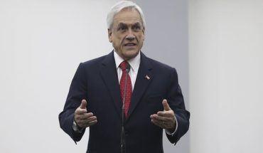 """Sebastián Piñera for fire in the Amazon: """"I have offered the help of Chile to fight the serious fires"""""""