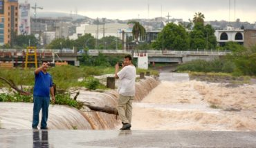 Storm Ivo affects 640 people in Sinaloa