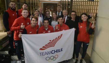 """Team Chile launched """"Heroes of Change"""" campaign to promote healthy living"""