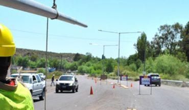 The comprehensive modernization of Route 82 in Luján de Cuyo