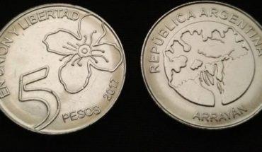 There are no five peso coins in Mendoza