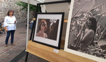 They celebrate the 180th year of the photo with an exhibition at the Necromancer Andador de Morelia