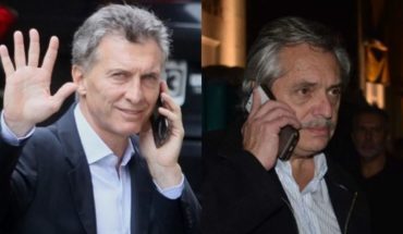 They confirm that there was another dialogue between Macri and Alberto Fernández