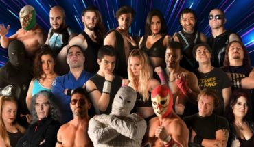 Titans back in the ring with a live wrestling show