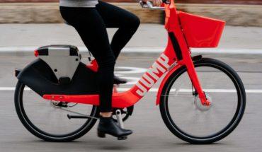 Uber electric bikes arrive at CDMX