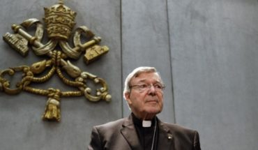 Vatican 'respects' confirmed conviction against Australian paedophile cardinal