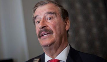 Vicente Fox resigns from the security that AMLO gave him