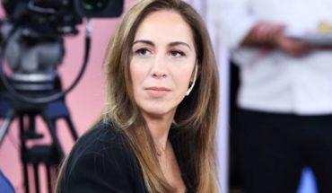 Vidal at Mirtha Legrand's table: defended Macri and criticized Kirchnerism