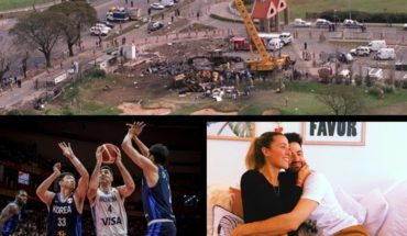 Video: 20 years from LAPA, Argentina won in its debut at the World Basketball Championship, the separation of Jimena Barón, and much more...