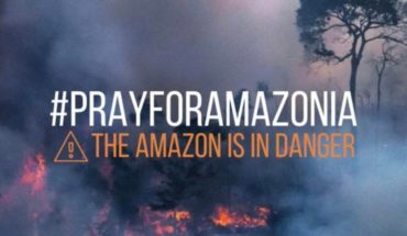 Wildfires in the Amazon