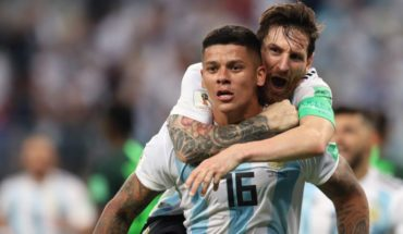 With a predominance of 'River' and without Messi: Argentina presents payroll for friendly with Chile