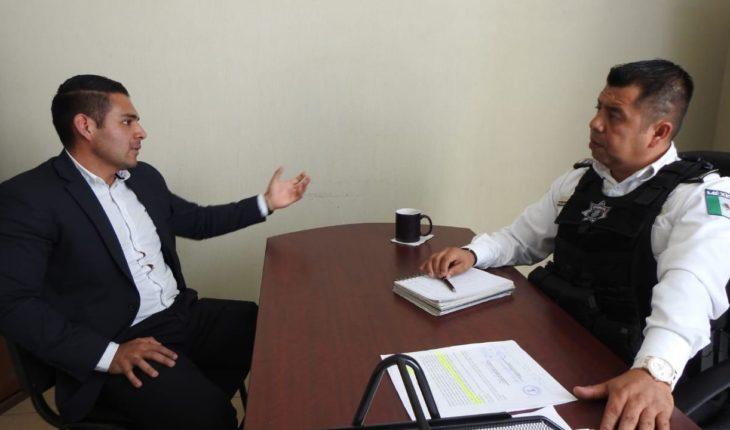 Zero tolerance for arbitrary acts: Morelia Police Ratifies