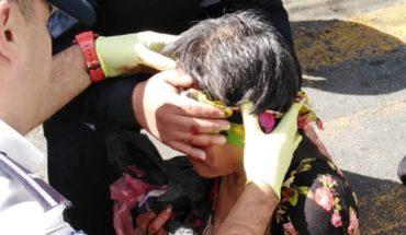 2 mujeres lesionadas por estallido y caballos desbocados