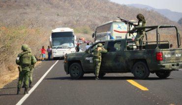 Ataque contra el Ejército en Guerrero deja tres militares muertos