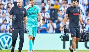 Atlético de Madrid sufre un susto por la baja de Oblak en derrota en Anoeta