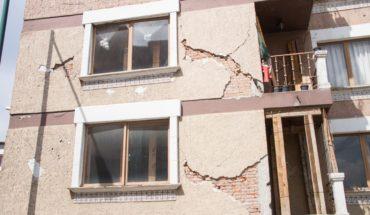 Avance en reconstrucción tras sismos del 2017 es de apenas 30%