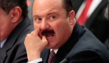 Captan al ex gobernador de Chihuahua César Duarte en Nuevo México, se encuentra prófugo