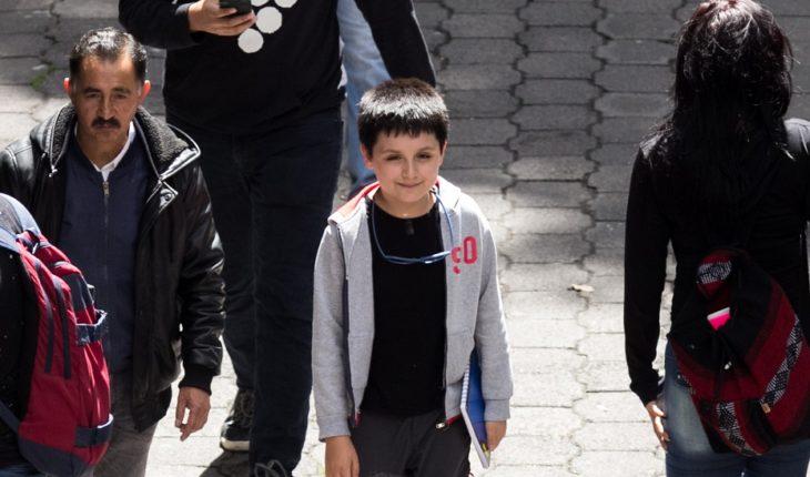 Carlos, alumno de 13 años, enfrentó acoso escolar en la UNAM