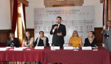 Congreso de Michoacán apuesta por la capacitación y profesionalización de trabajadores