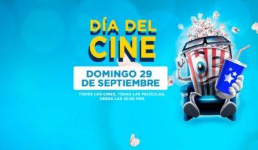 Día del Cine 2019: Conoce todos los detalles de esta celebración acá