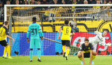 Dortmund vs Barcelona: Ter Stegen fue figura de un discreto empate en Alemania con la vuelta de Messi