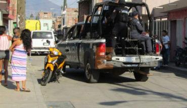 Dos civiles resultan heridos tras un ataque a balazos en una farmacia de Buenavista, Michoacán