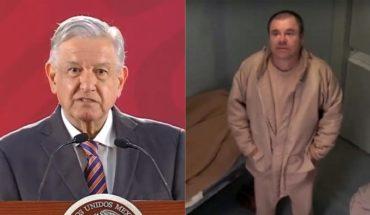 'El Chapo' le pide a AMLO que sus bienes sean entregados a los pueblos indígenas