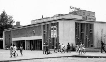Así lucía la estación Merced de la Línea 1. Ésta fue inaugurada en 1969. Foto: STC Metro