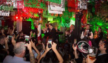 En todo el mundo se escuchó el ¡viva México!