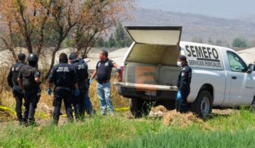 Encuentra cuerpos en río con una bolsa en la cabeza en Ixtlán, Michoacán