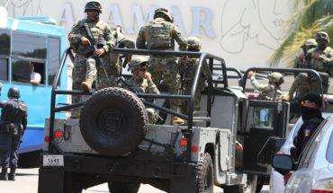 Enfrentamiento deja camiones dañados en Tamaulipas