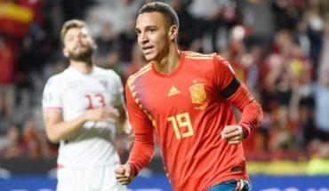 España vs Islas Feroe: Dobletes de Rodrigo y de Alcácer ponen a La Roja con puntaje ideal