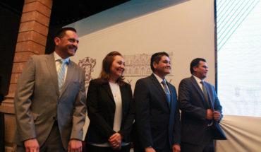 GPPAN presenta informe de labores del primer año legislativo