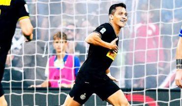 Hinchas de Inter atacan a Alexis Sánchez por expulsión, pese a marcar gol