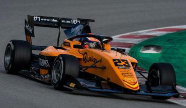Impresionante accidente en la Fórmula 3; Peroni se salva de milagro