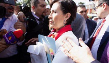 Inhabilitación de Robles confirma una persecución política: abogado