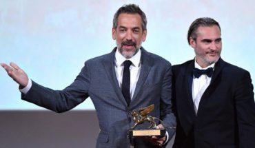 """""""Joker"""" de Joaquin Phoenix, gana el León de Oro en Venecia"""