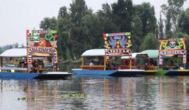Joven se ahoga tras caer de una trajinera en Xochimilco