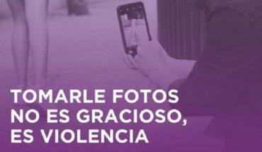 Lanzan nueva campaña en CDMX contra acoso