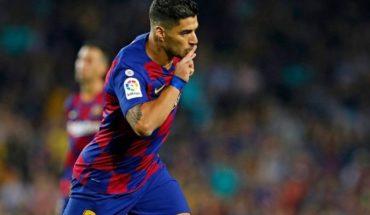 Luis Suárez sigue sin poder romper su sequía goleadora en Champions