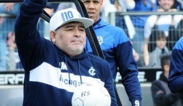 Maradona planea el nuevo Gimnasia y piensa en convencer a Osvaldo y a Tevez