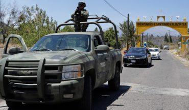 Militares sí pueden usar la fuerza pero respetando derechos humanos: AMLO