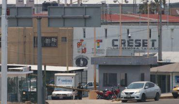 Motín en penal de Tabasco deja dos internos muertos y cinco heridos