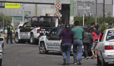 Muere mujer por bala perdida en límites de CDMX y Edomex