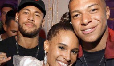 Neymar y compañeros de PSG se pasan la noche en una gran fiesta con modelos