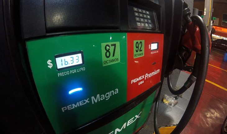 No subirá el precio de las gasolinas por ataque en Arabia Saudita: AMLO