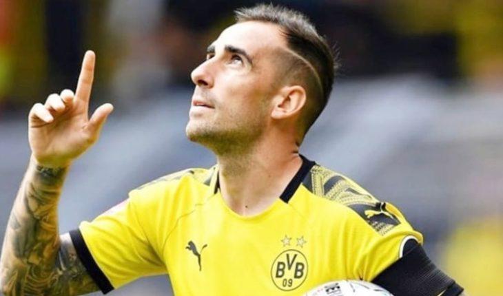 Paco Alcácer destruye a Barcelona antes de cruce en Champions con Dortmund