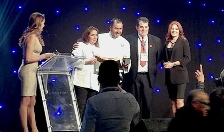 """Premios Fuego 2019: Eugenio Melo es elegido """"Cocinero de Chile"""""""