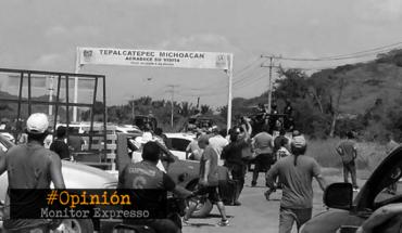 Pronóstico sombríos para Tepalcatepec y la Ruana: Padre José Luis Barragán