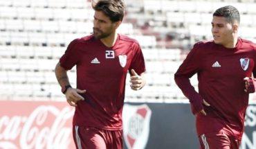 Quintero y Ponzio reciben alta médica y dan buenas noticias a todo River